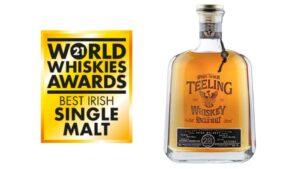 Teeling Whiskey 28 Years Old Vintage Reserve.