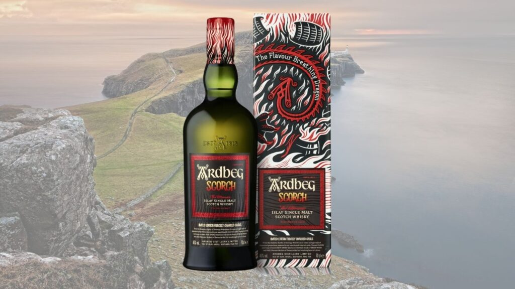 Ardbeg Scorch Scotch Whisky