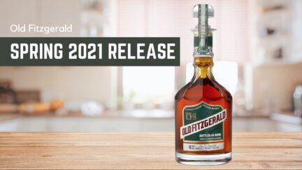 Old Fitzgerald Bottled-in-Bond Kentucky Straight Bourbon Whiskey