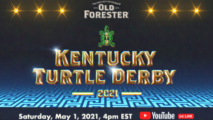 Kentucky Turtle Derby Hosted By Old Forester Whiskey
