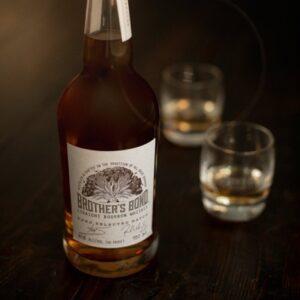 Brother's Bond Bourbon Whiskey