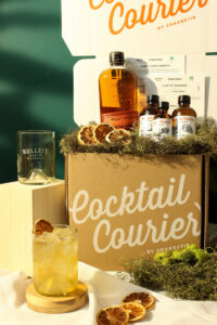 Bulleit Frontier Whiskey, Bulleit x Earth Day eco-friendly cocktail kit