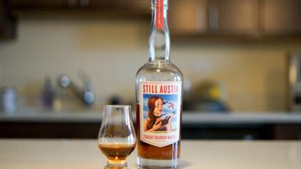 Still Austin the Musician Bourbon Whiskey
