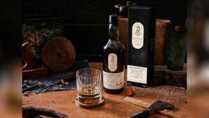 Lagavulin Scotch Whisky