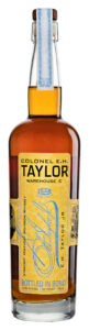 Warehouse C Bourbon in the E.H. Taylor, Jr. lineup