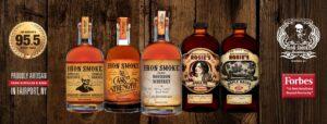 Iron Smoke Distillery Whiskey