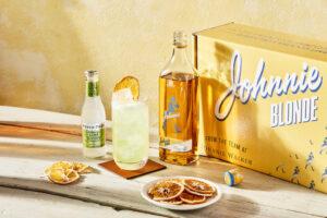 Johnnie Walker Blonde Whisky