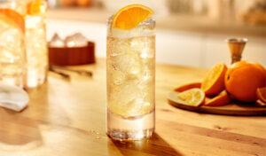 Jim Beam Orange Whiskey Cocktail