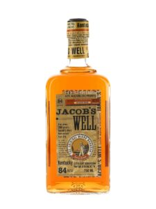 Whiskey Jacob's Well Jim Beam Bourbon