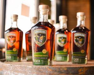 Wonderland Distilling Whiskey