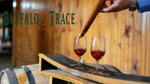 Buffalo Trace Whiskey Distillery