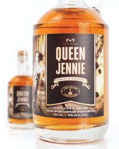 Gluten-free whiskey