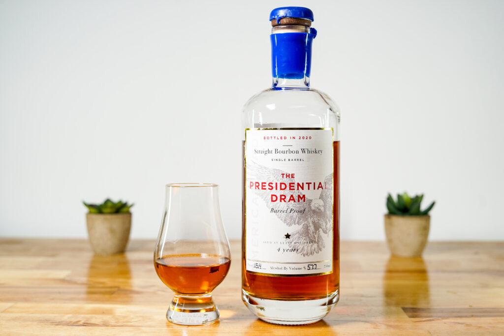 Presidential Dram Bourbon WhiskeyLead post image