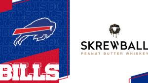 Buffalo Bills Partner With Skrewball Whiskey