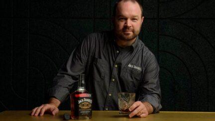 Jack Daniels Master Distiller