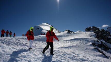 Antarctic Researchers