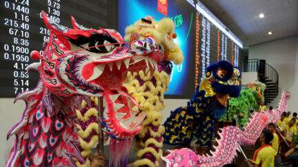 Chinese Spirits Turbulence