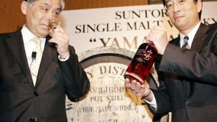 Yamazaki Whiskey Founders