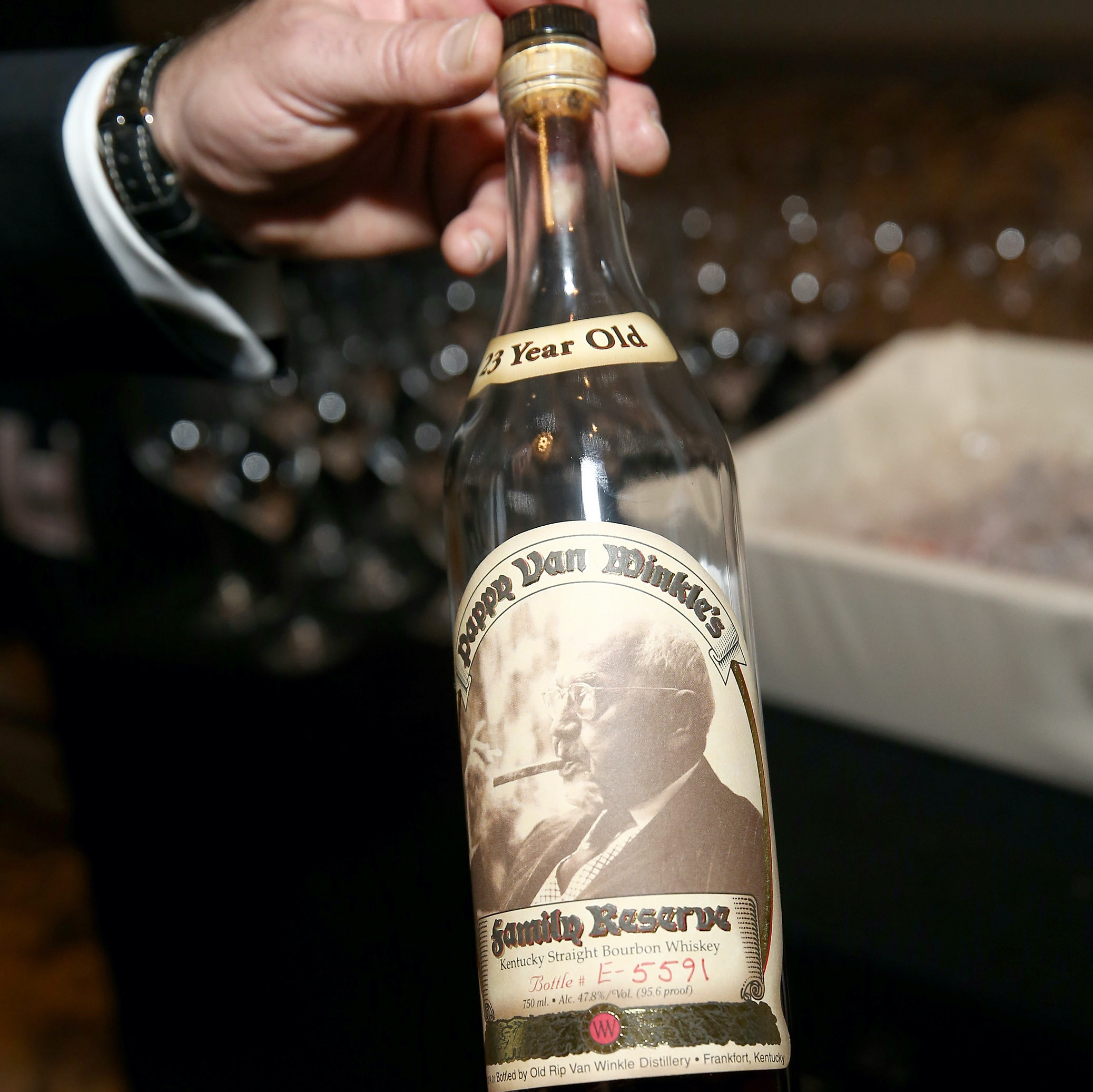 Counterfeit Whiskey