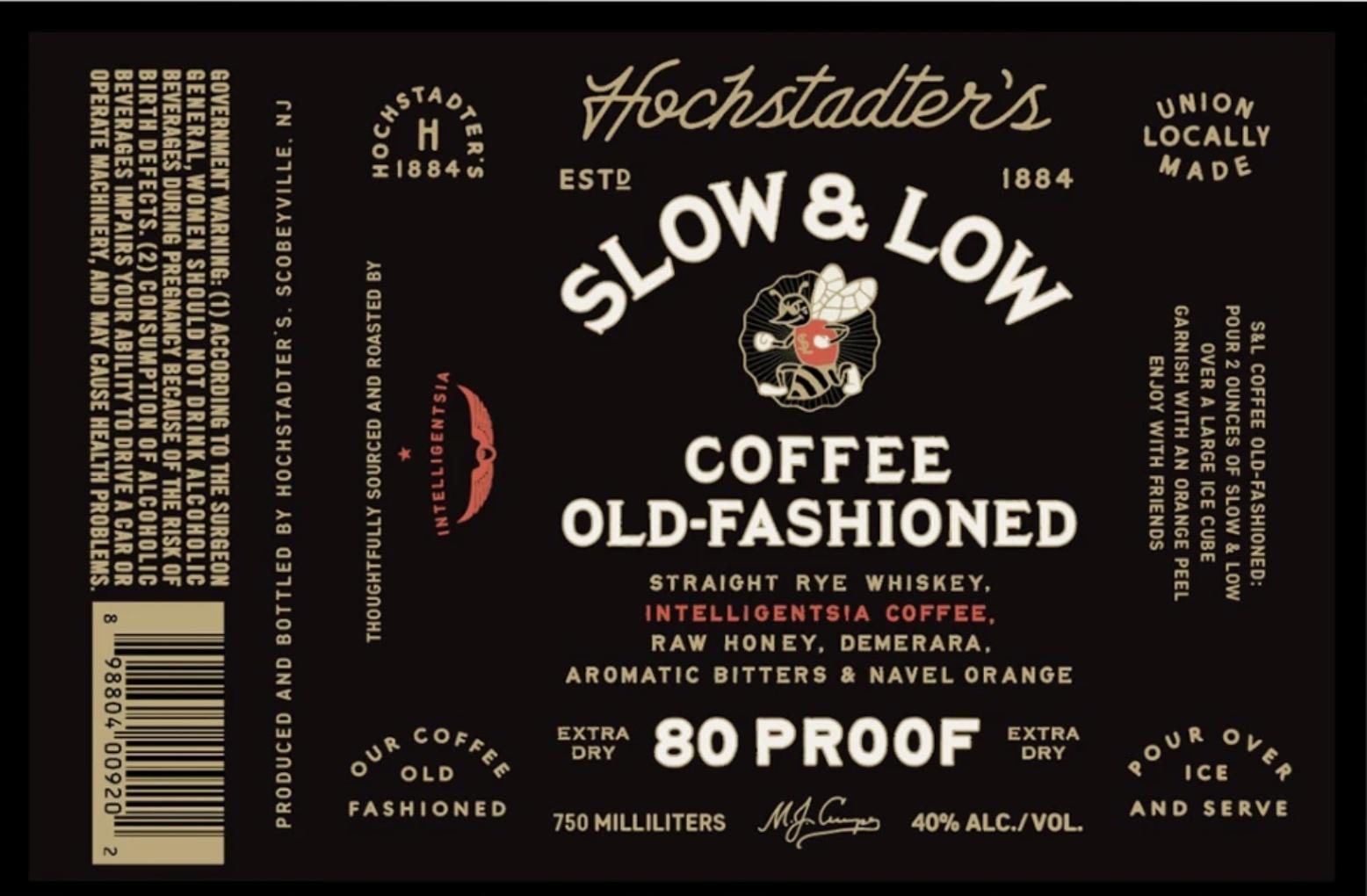 Coffee Old-Fashioned