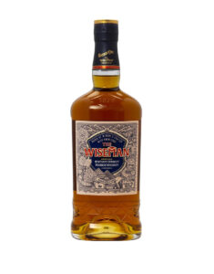 The Wiseman Kentucky Straight Bourbon Whiskey.