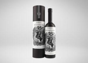 Penderyn Icons of Wales Rhiannon Single Malt Whisky.